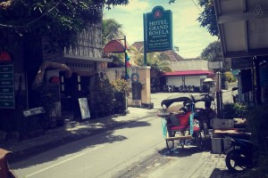 Prawirotaman Street