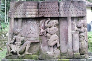 Sukuh Temple Relief