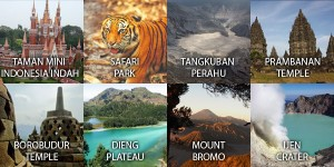 Java Overland Tour