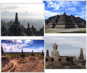 Borobudur tour with Tour Driver Yogya