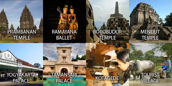 Yogyakarta Tour Package (5 Days / 4 Nights)