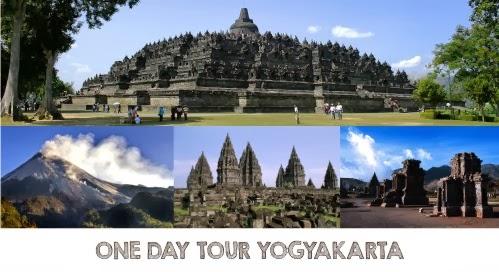 Yogyakarta One Day Tour