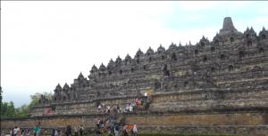 Borobudur Tour One Day