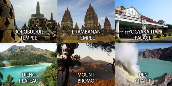 Jogjakarta Tour Temple