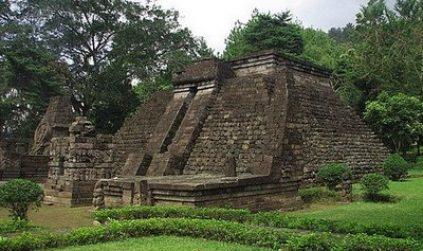 Sukuh And Ceto Temple