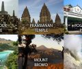 Yogyakarta Temple Tour 4N 5D –  Excellent Jogja Driver